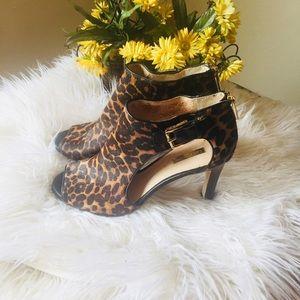 Louise et Cie| Animal print Heels| Size 10
